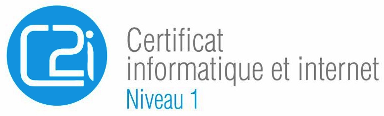 logo C2i niveau 1