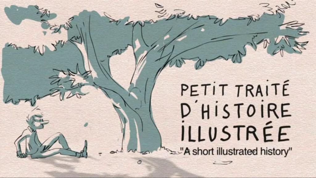 Film — « Petit traité d'histoire illustrée » | Conseil Générale Ardèche