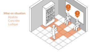 Animation de présentation de la formation