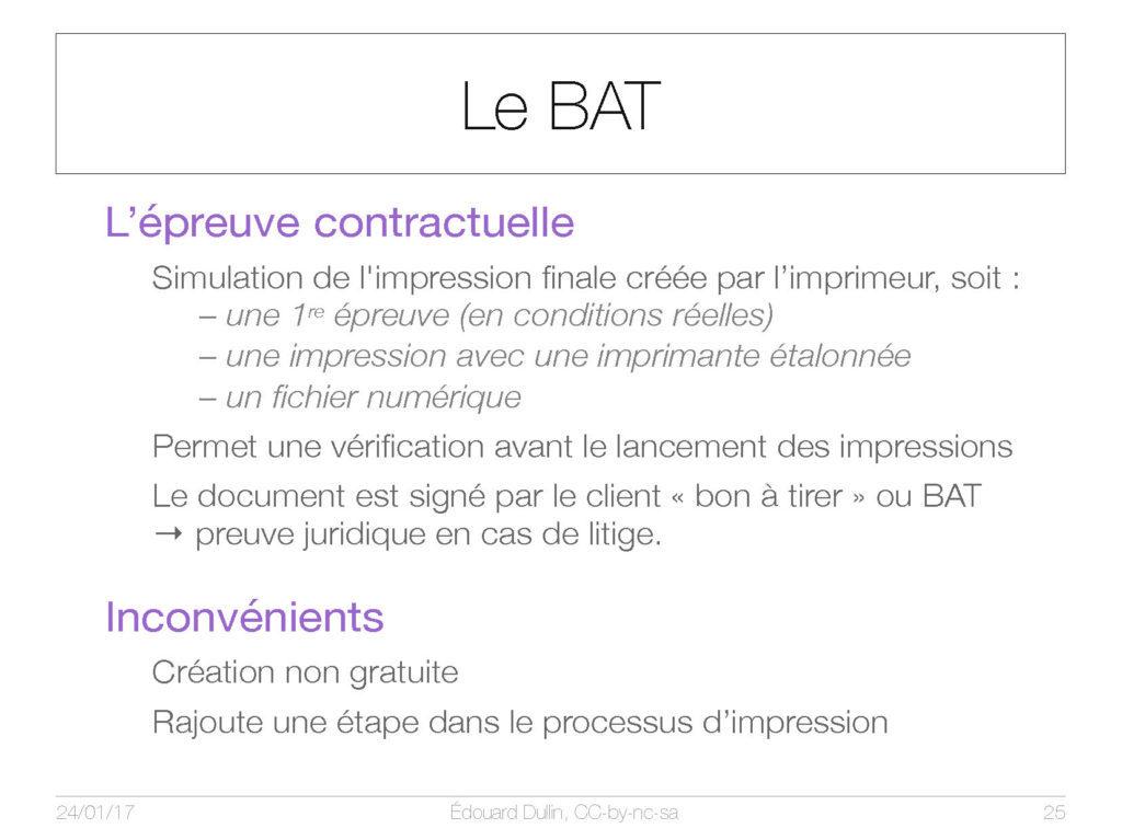 Le BAT