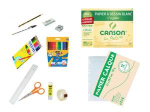 Liste Materiel Arts-Plastiques