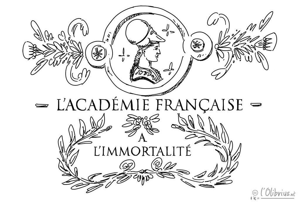 Academie francaises les immortels