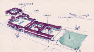 Alba-la-romaine — Petit-traité d'Histoire illustrée — CG Ardèche