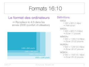 Formats 16:10