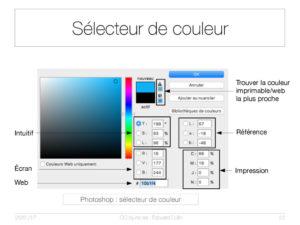 Sélécteur de couleur