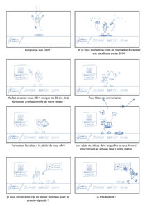Story-board — Voeux 2014
