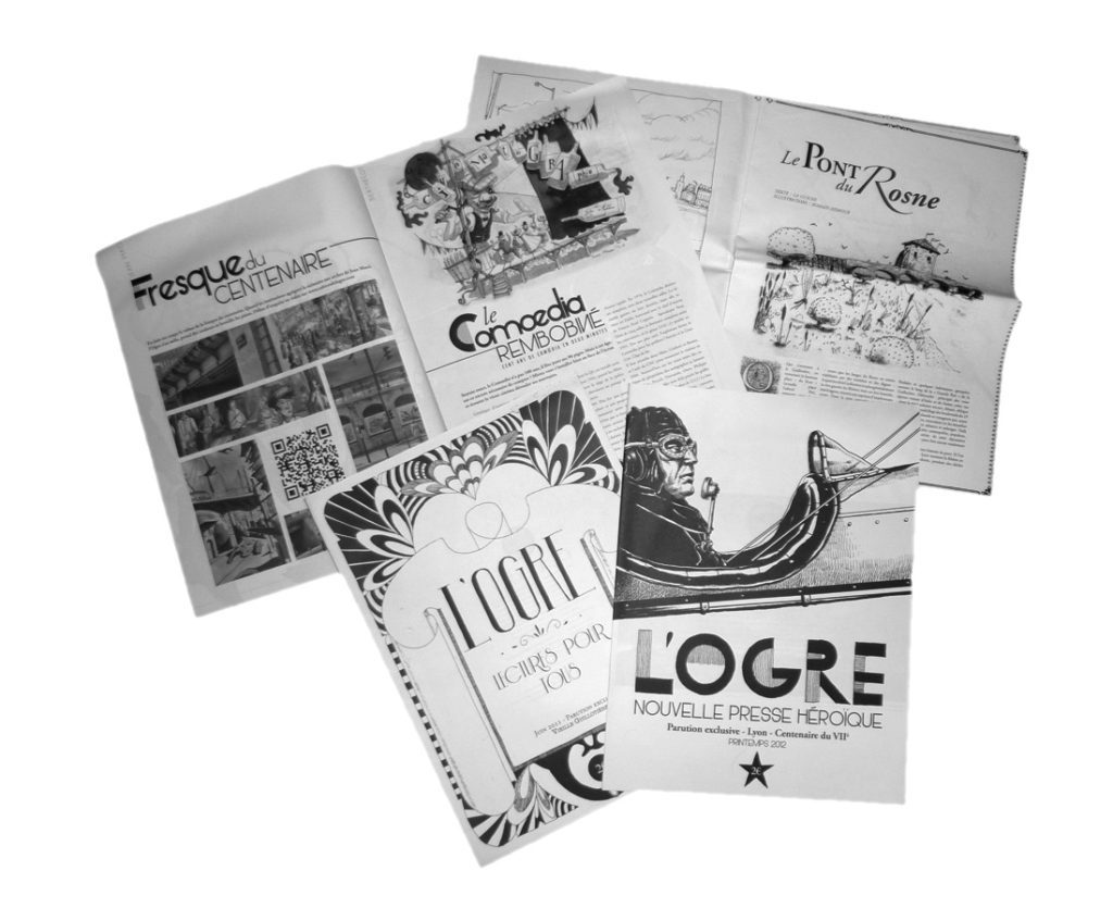 Collection — l'Ogre